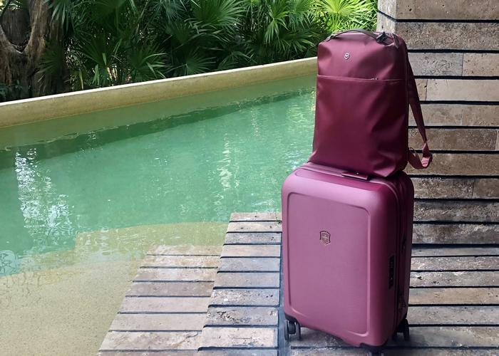 Reviewing Luggage From The Makers Of The Original Swiss